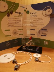 Trophy of the Grand Est Trophies 2018 for the Innovation Award and the devices MailPan and ExOlin